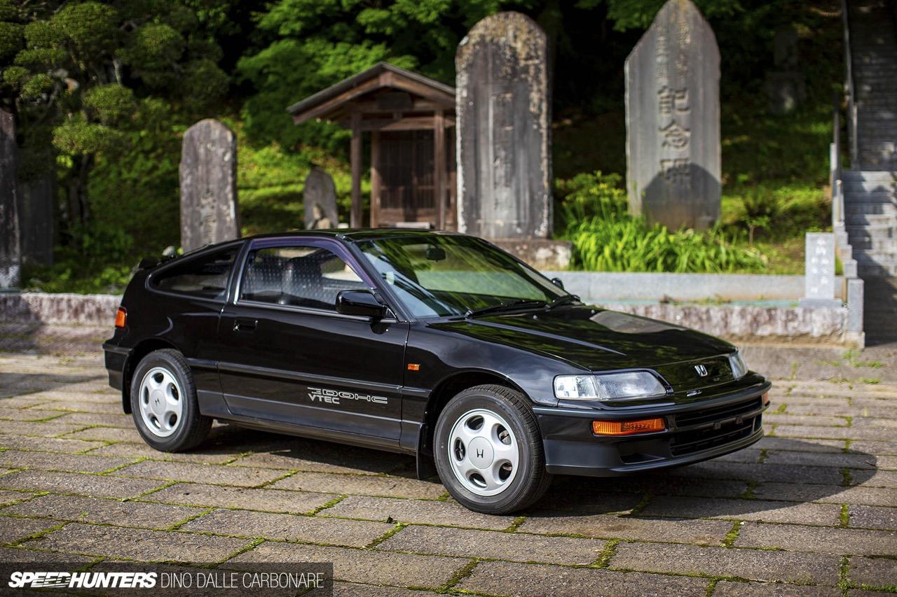 Honda Civic EF9 N1, CRX EF8, Nakashima et Ayrton Senna... Back to '89 ! 25