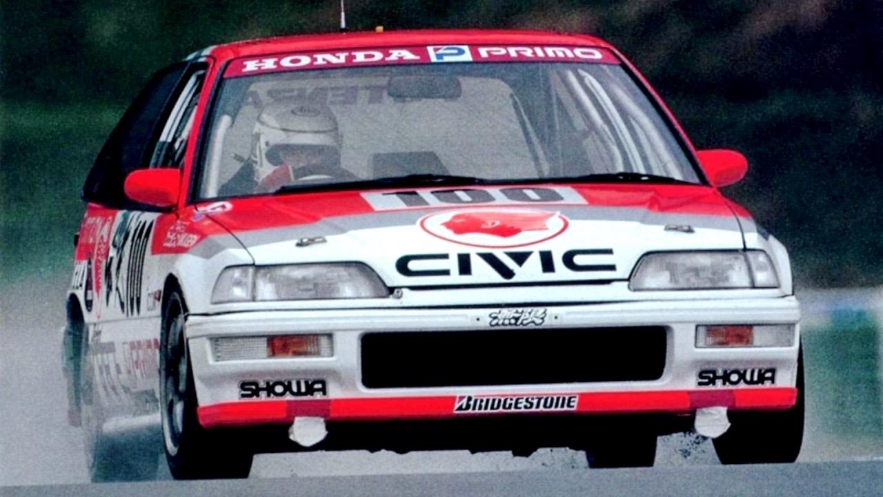 Honda Civic EF9 N1, CRX EF8, Nakashima et Ayrton Senna... Back to '89 ! 22