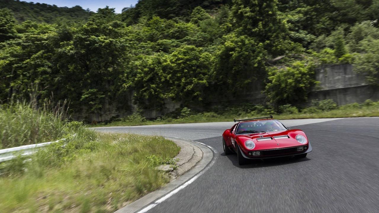 Lamborghini Miura SVR... Unique ! 2