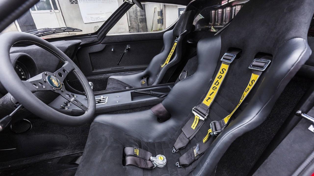 Lamborghini Miura SVR... Unique ! 10