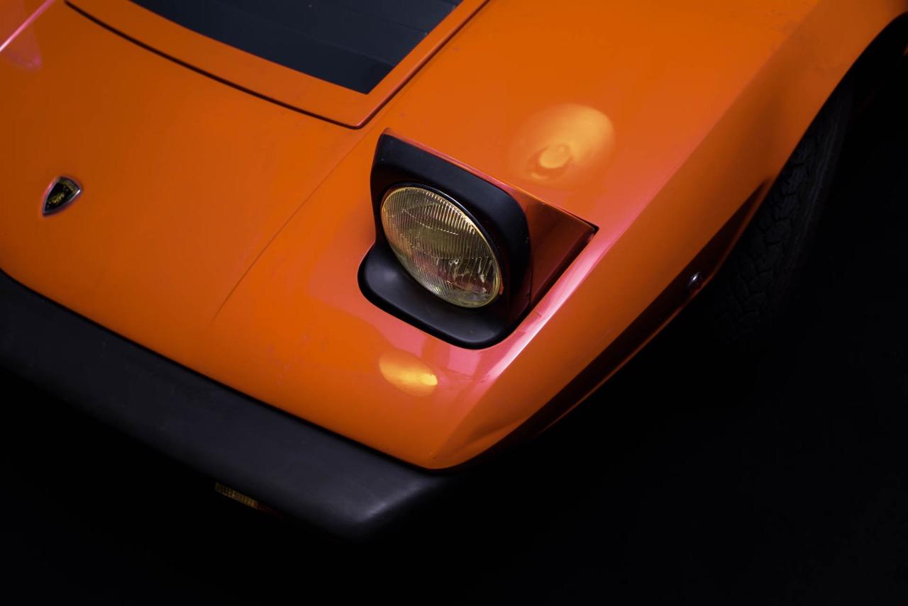 Lamborghini Urraco P300 - Sauvetage raté ! 69