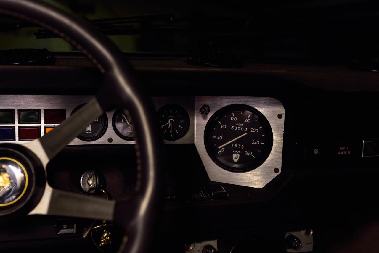 Lamborghini Urraco P300 - Sauvetage raté ! 65
