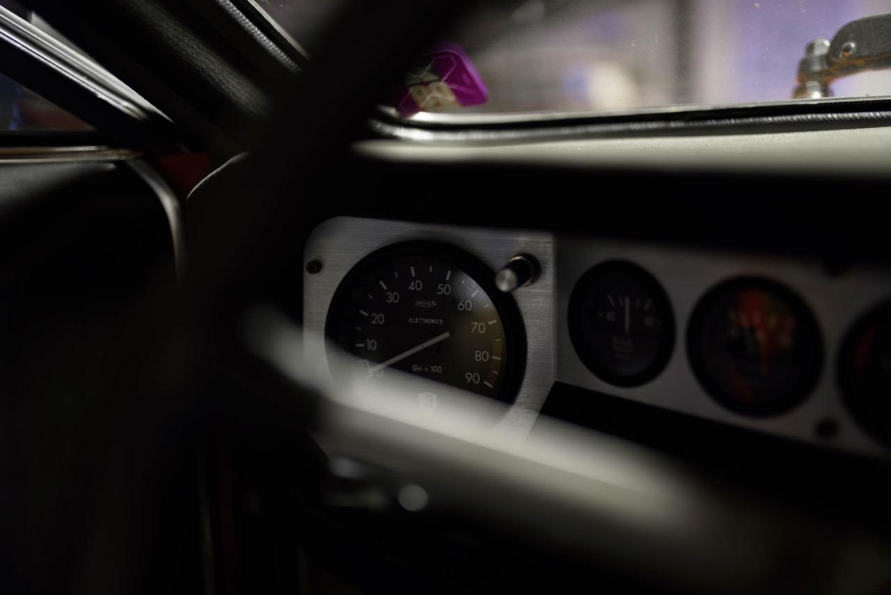 Lamborghini Urraco P300 - Sauvetage raté ! 62