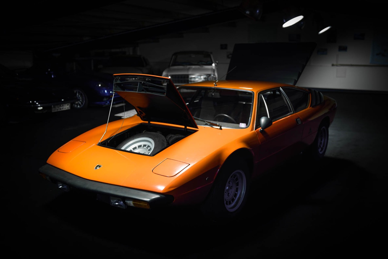 Lamborghini Urraco P300 - Sauvetage raté ! 58