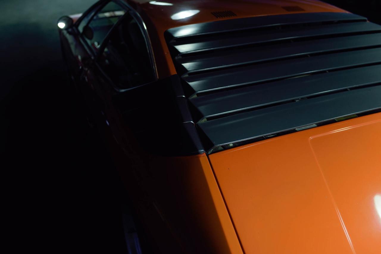 Lamborghini Urraco P300 - Sauvetage raté ! 55
