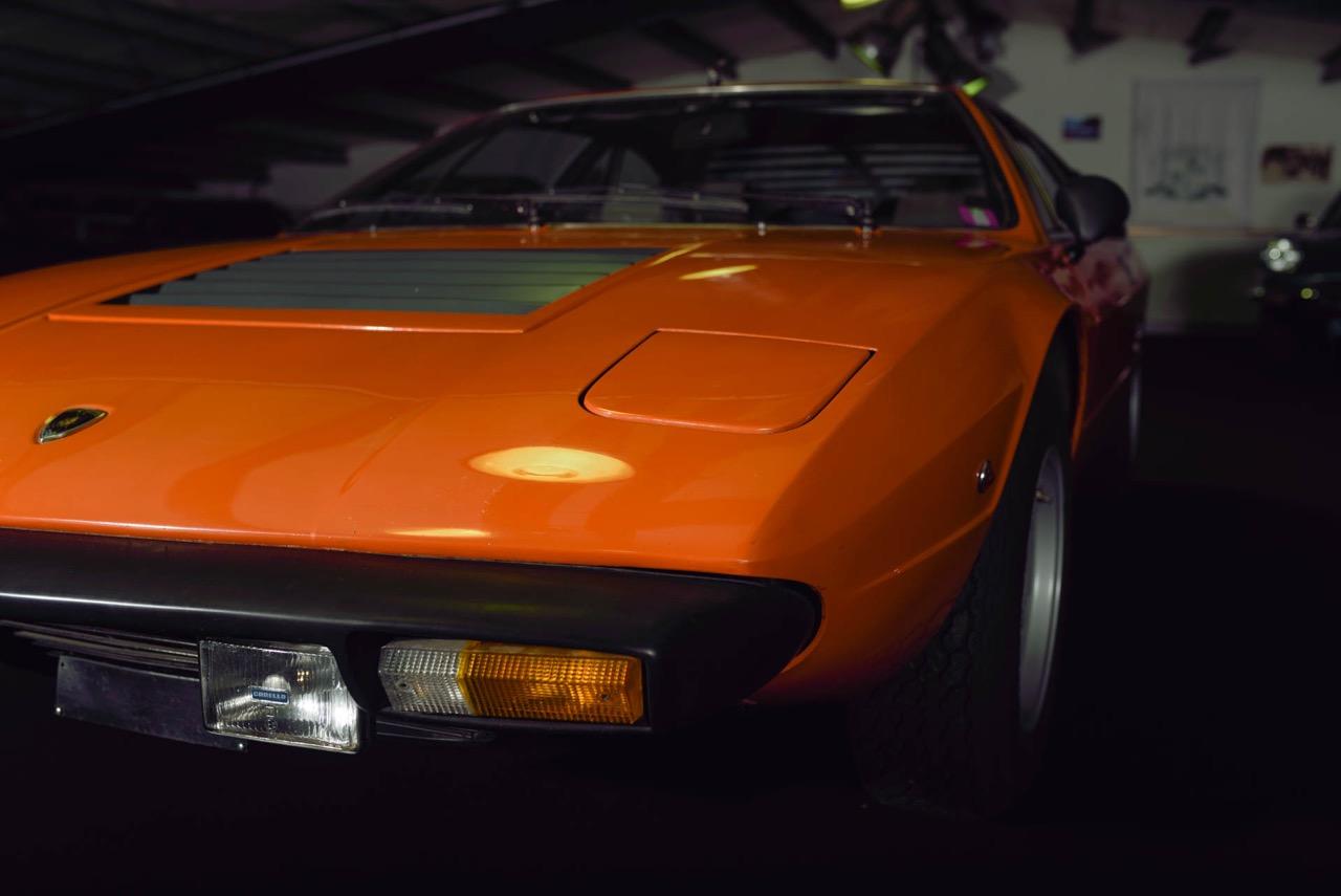 Lamborghini Urraco P300 - Sauvetage raté ! 64