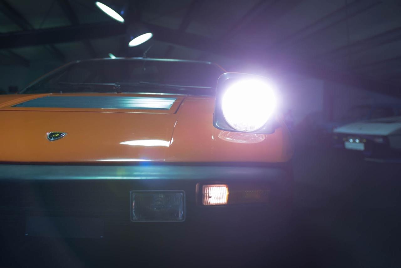Lamborghini Urraco P300 - Sauvetage raté ! 52