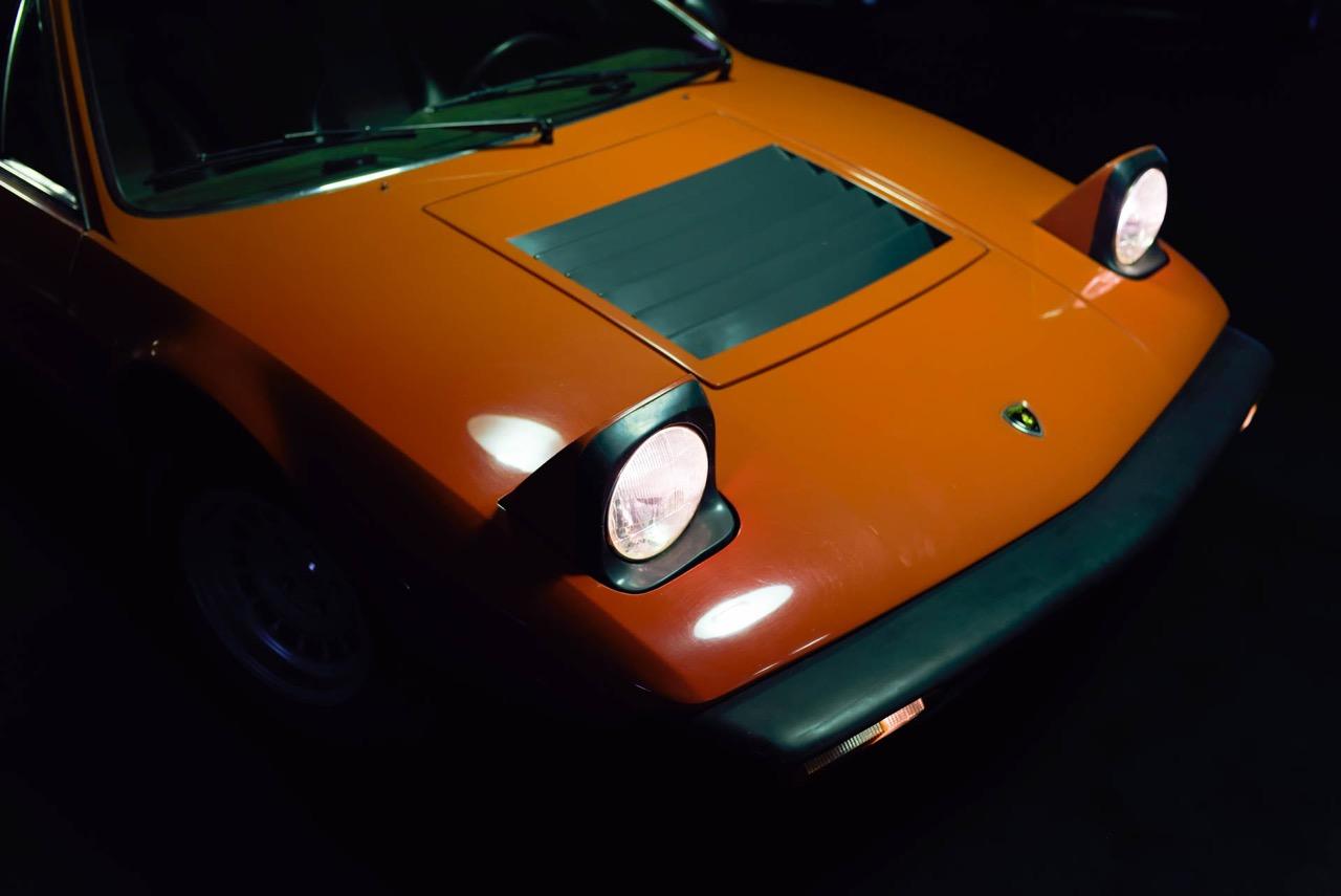Lamborghini Urraco P300 - Sauvetage raté ! 50