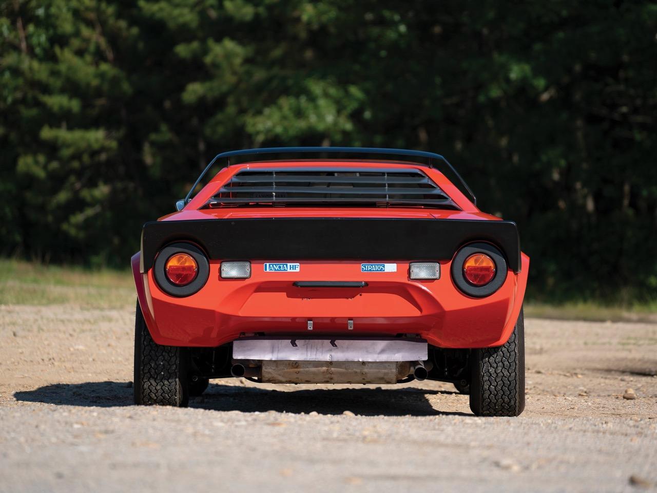 Lancia Stratos : La belle est la bête ! 35