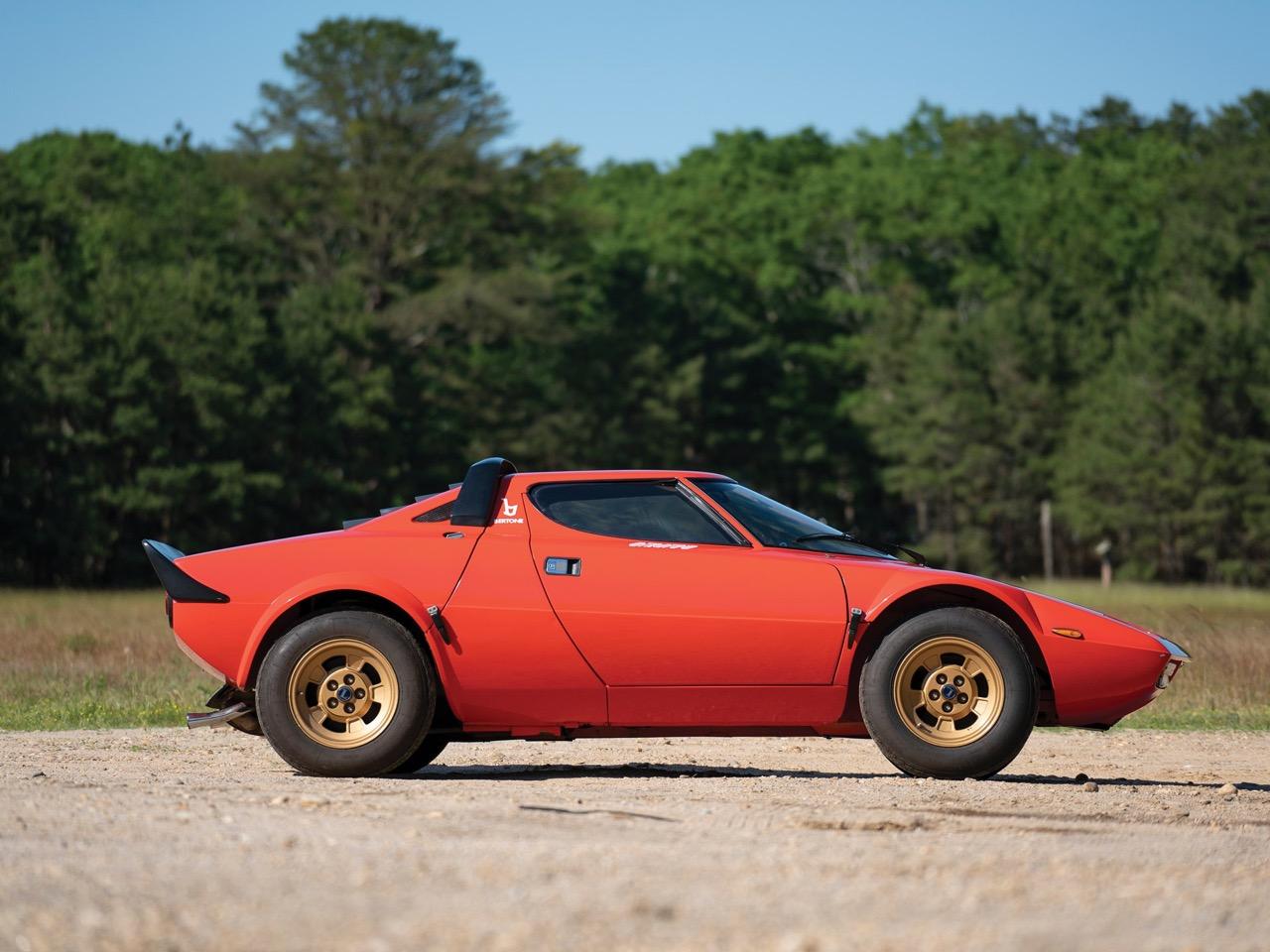 Lancia Stratos : La belle est la bête ! 34