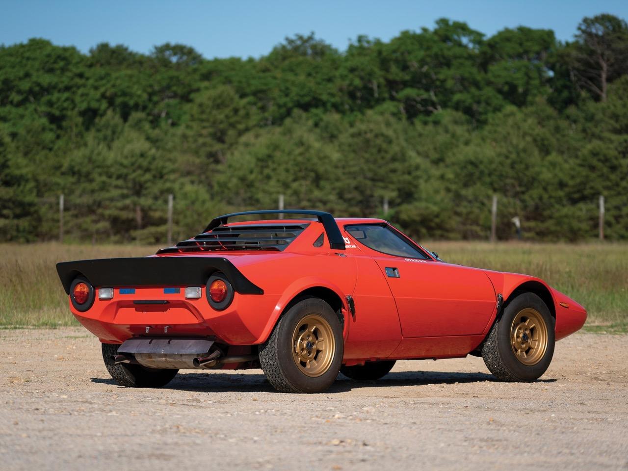 Lancia Stratos : La belle est la bête ! 33
