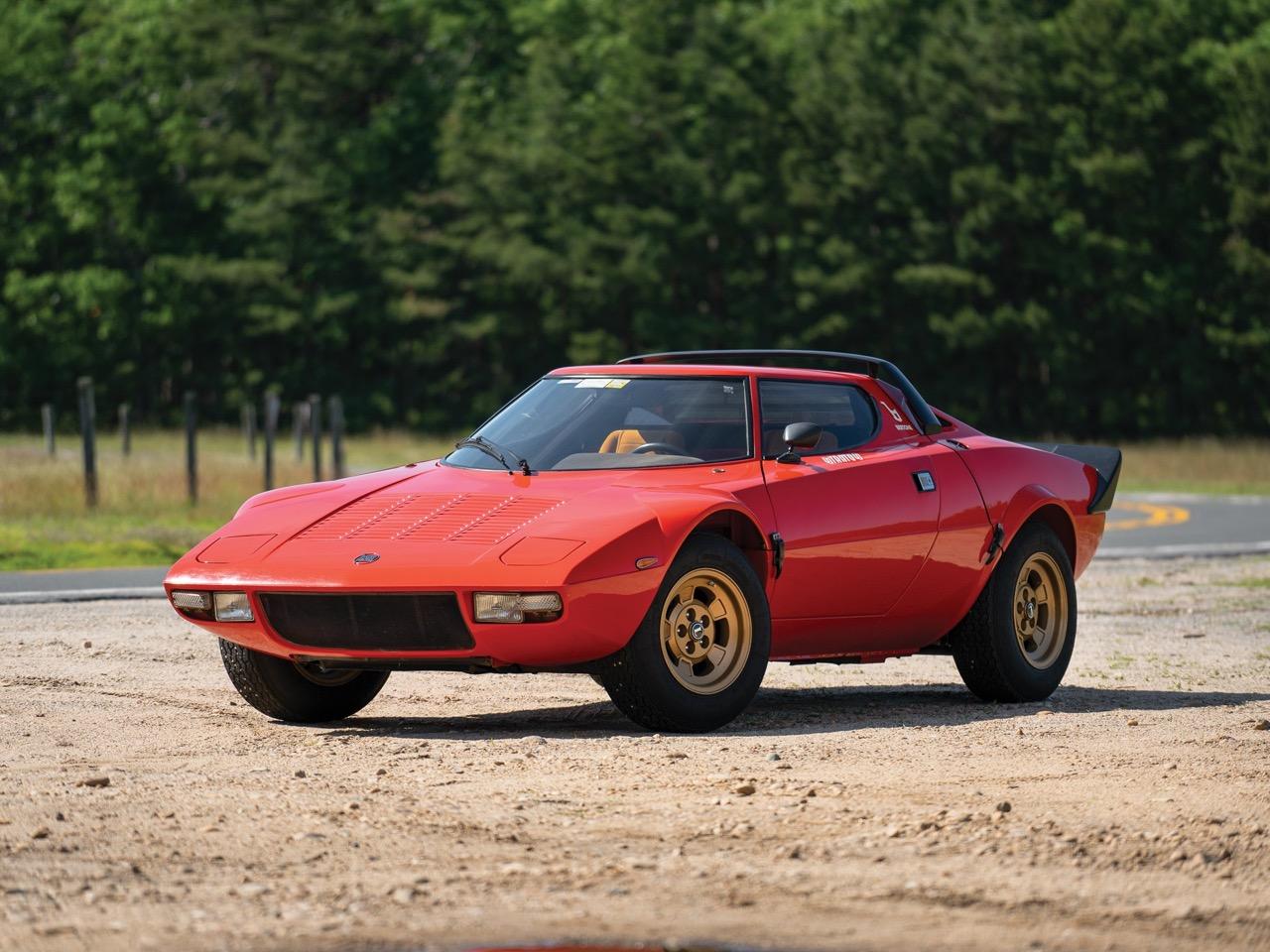 Lancia Stratos : La belle est la bête ! 31