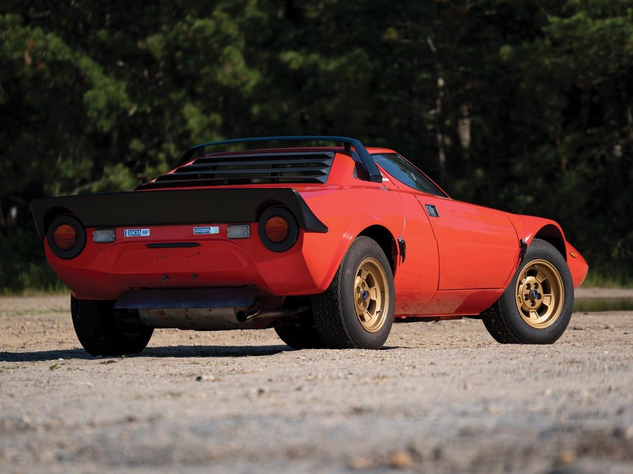 Lancia Stratos : La belle est la bête ! 23