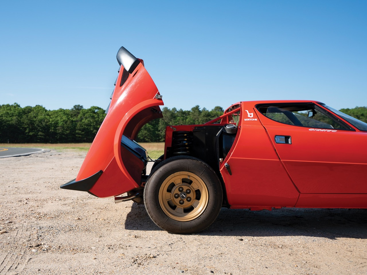 Lancia Stratos : La belle est la bête ! 21