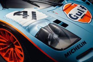 McLaren 675LT Gulf... Les couleurs font-elles la voiture ? Ou est-ce l'inverse ? 13