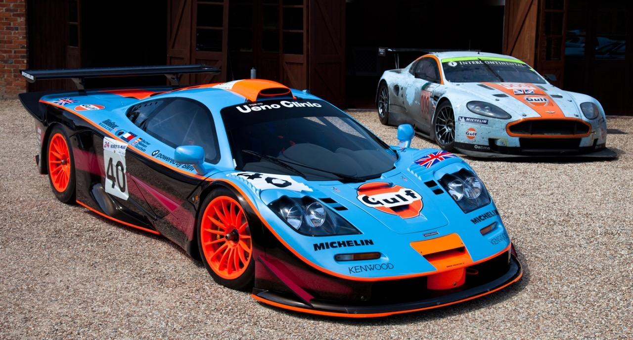 McLaren 675LT Gulf... Les couleurs font-elles la voiture ? Ou est-ce l'inverse ? 2
