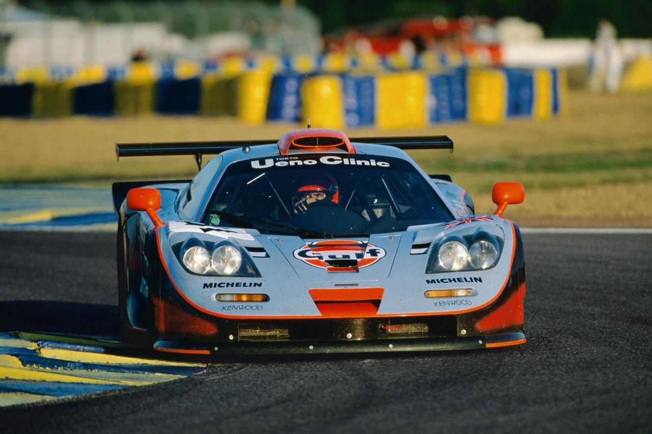 McLaren 675LT Gulf... Les couleurs font-elles la voiture ? Ou est-ce l'inverse ? 4