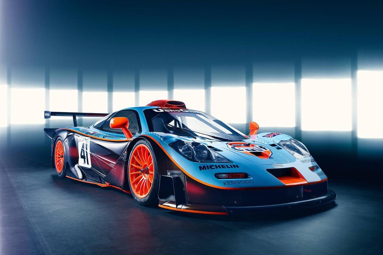 McLaren 675LT Gulf... Les couleurs font-elles la voiture ? Ou est-ce l'inverse ? 5