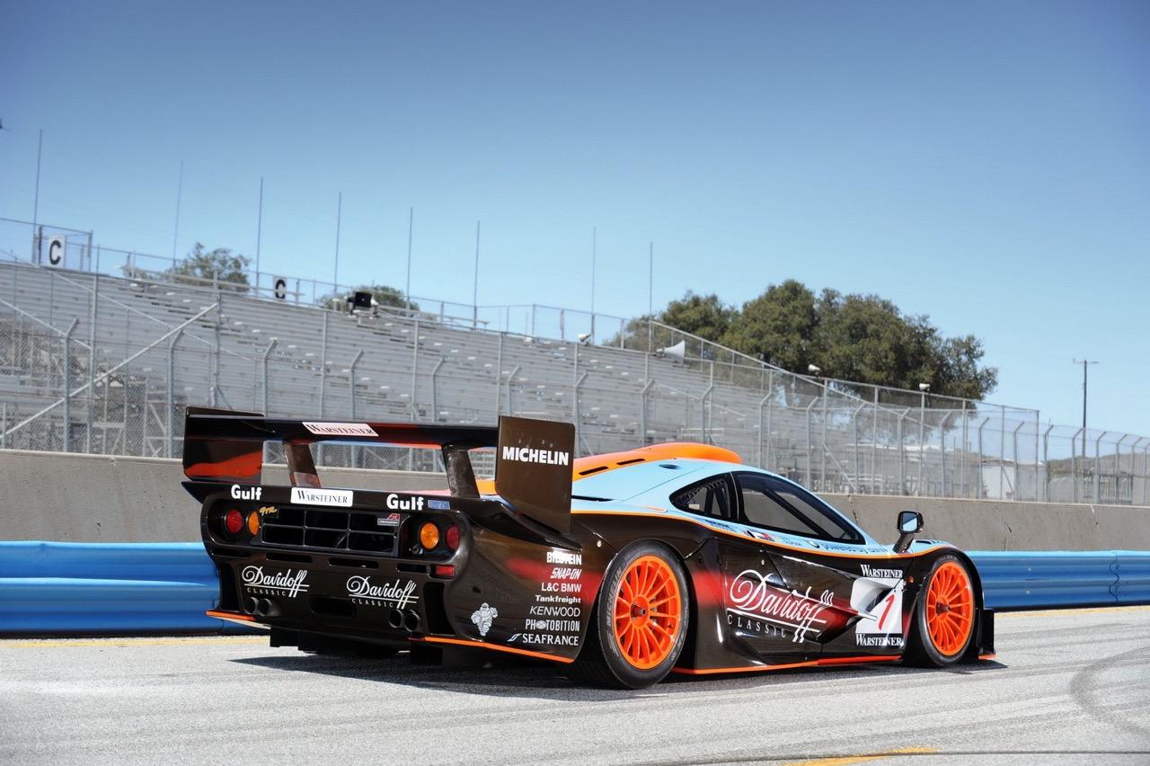 McLaren 675LT Gulf... Les couleurs font-elles la voiture ? Ou est-ce l'inverse ? 32