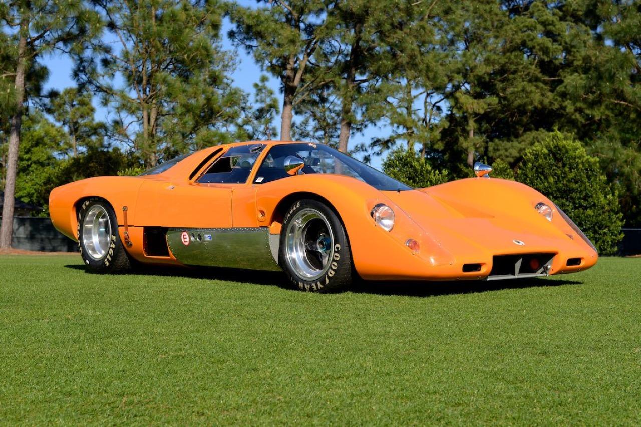 '69 McLaren M6 GT... Un proto pour la route ! 69