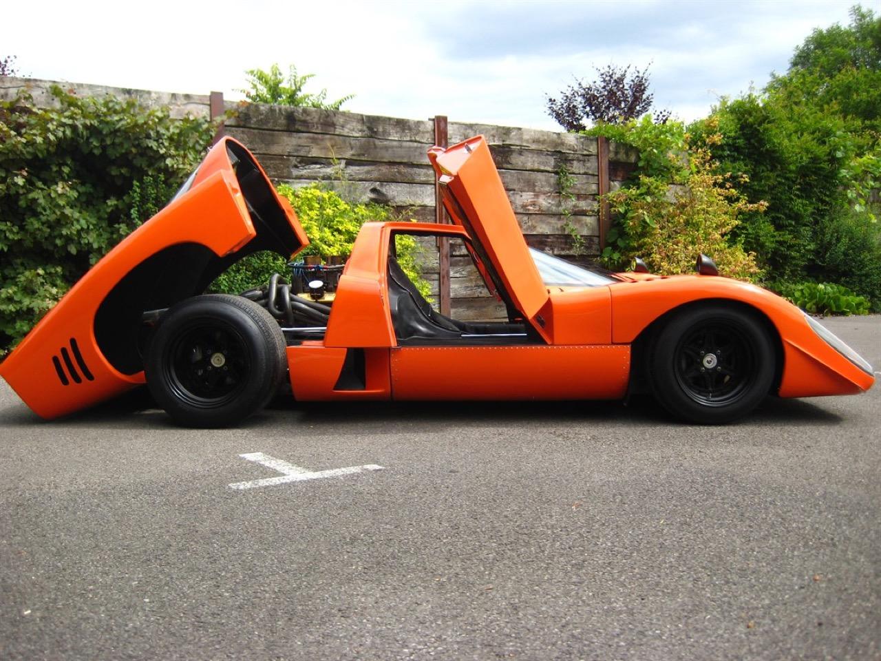 '69 McLaren M6 GT... Un proto pour la route ! 65