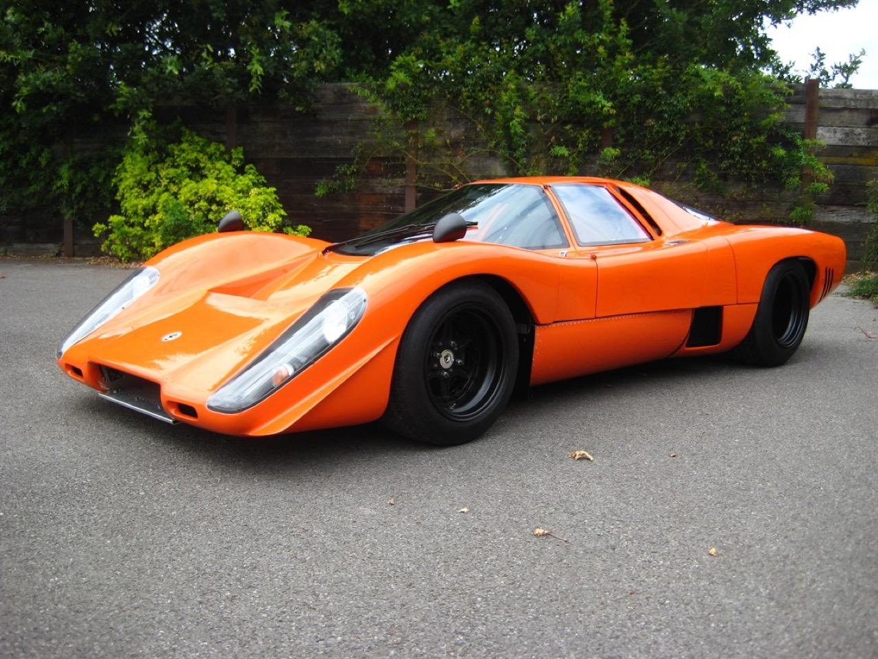 '69 McLaren M6 GT... Un proto pour la route ! 61