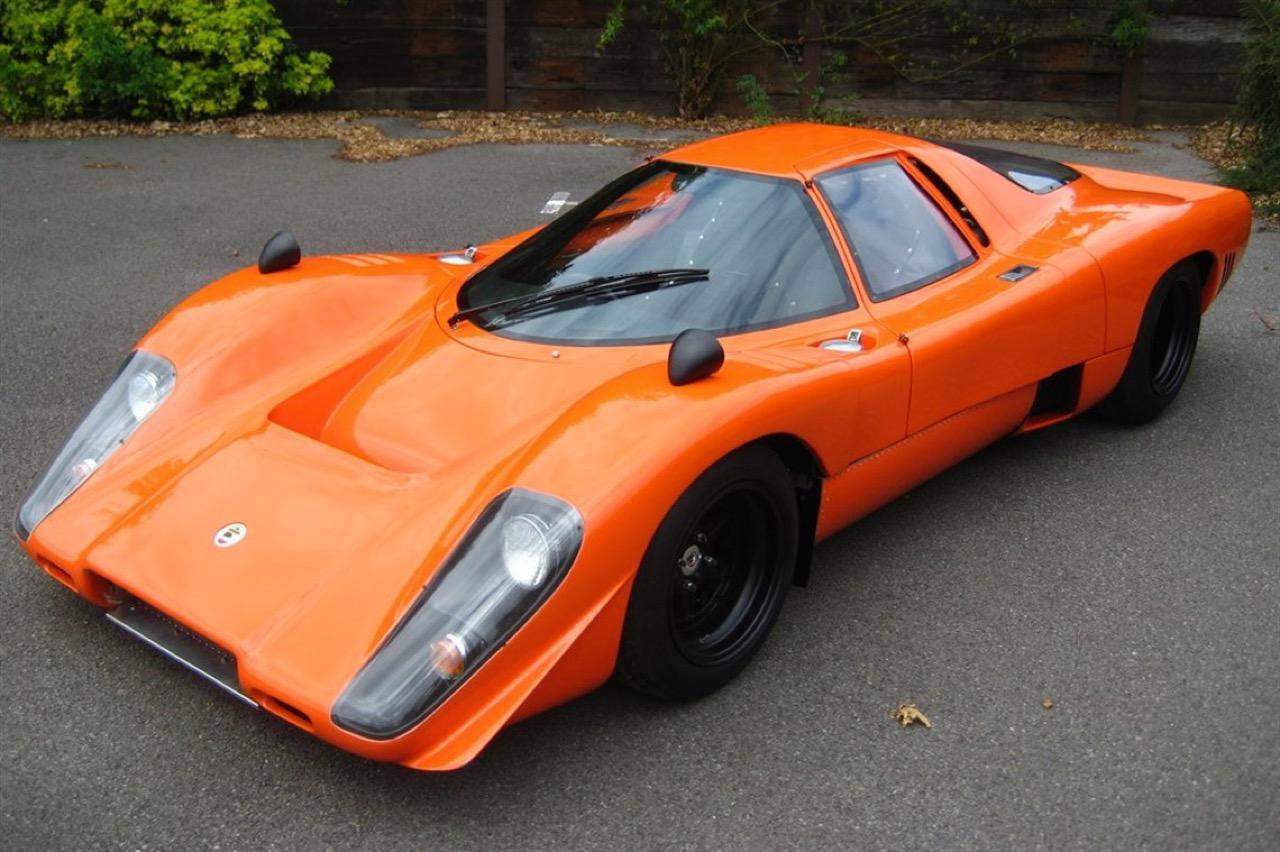 '69 McLaren M6 GT... Un proto pour la route ! 47