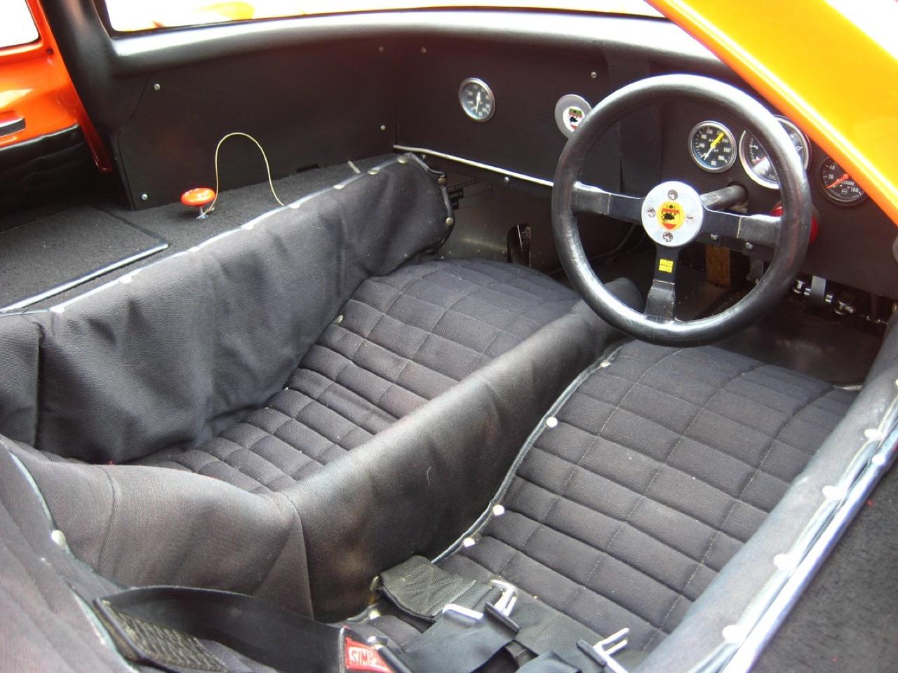 '69 McLaren M6 GT... Un proto pour la route ! 63