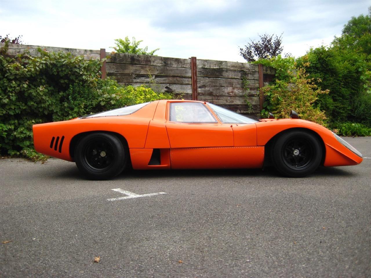 '69 McLaren M6 GT... Un proto pour la route ! 45