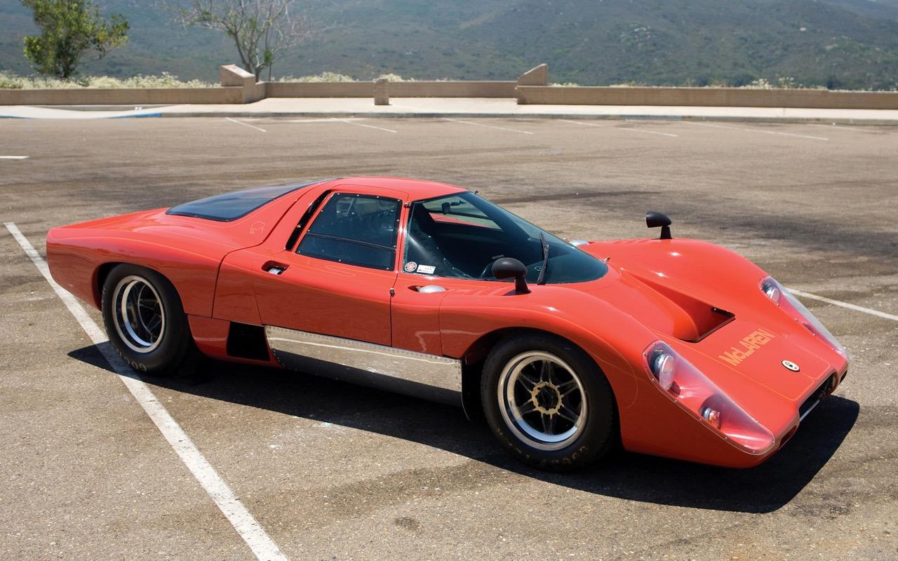 '69 McLaren M6 GT... Un proto pour la route ! 71
