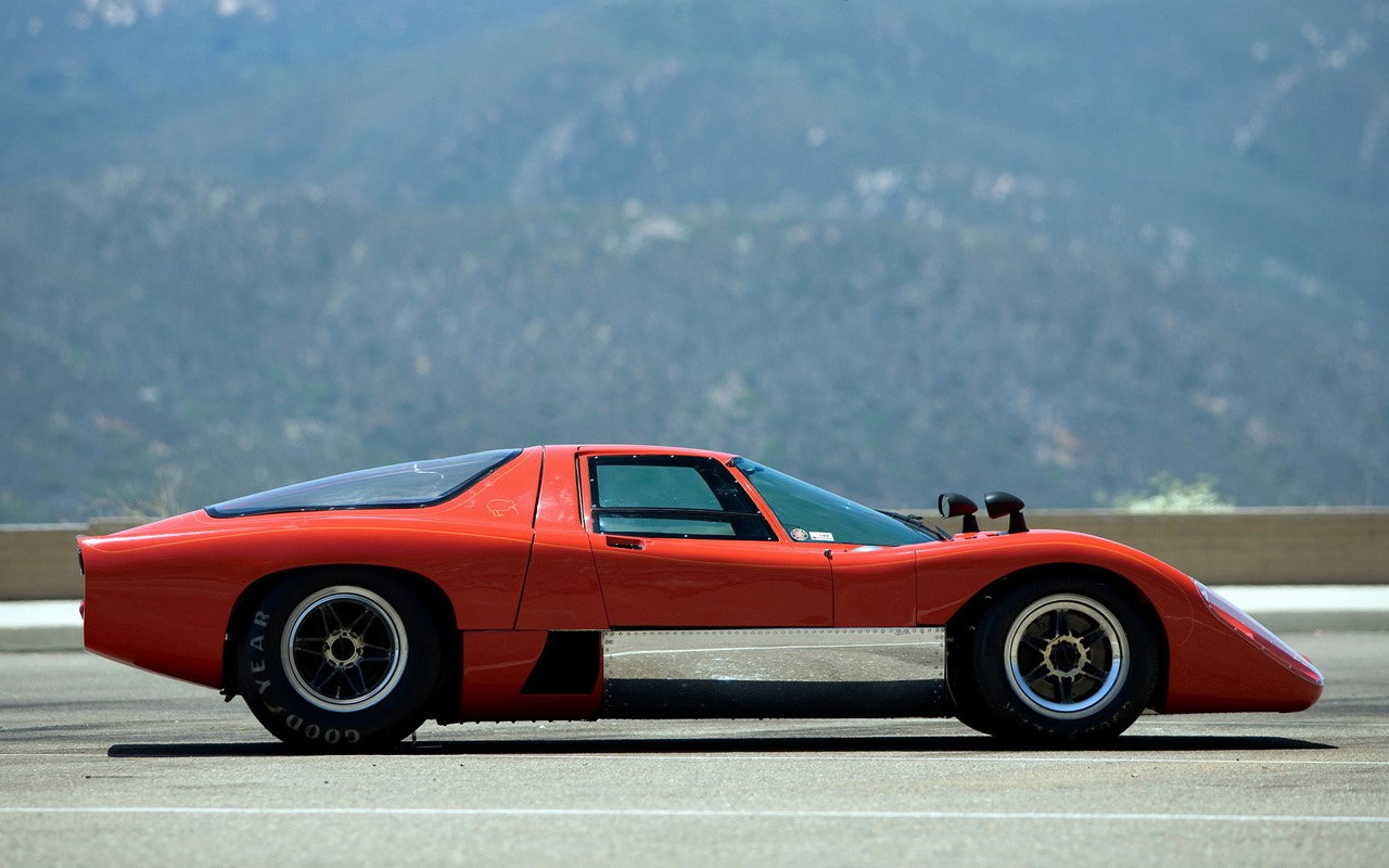 '69 McLaren M6 GT... Un proto pour la route ! 70
