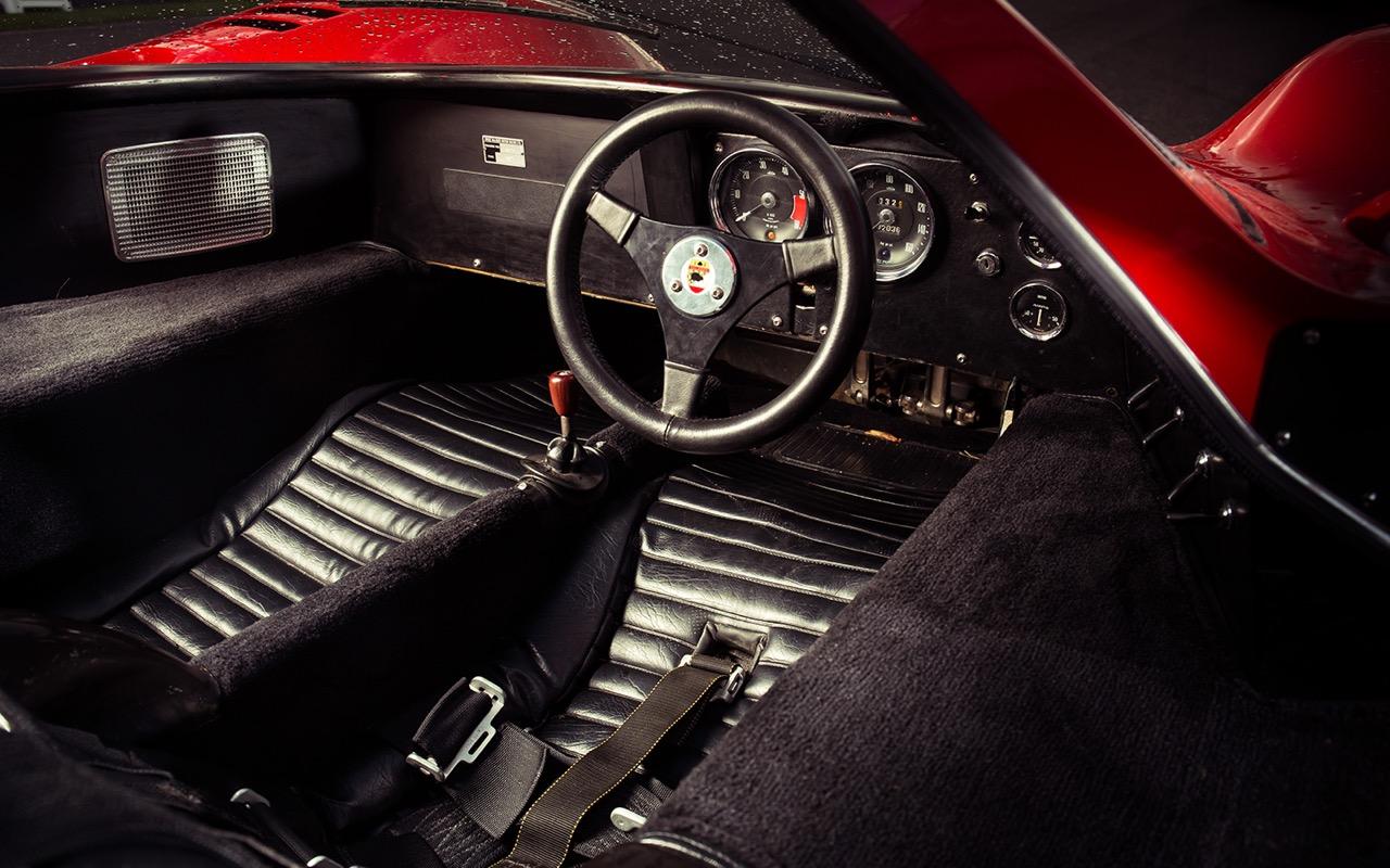 '69 McLaren M6 GT... Un proto pour la route ! 67