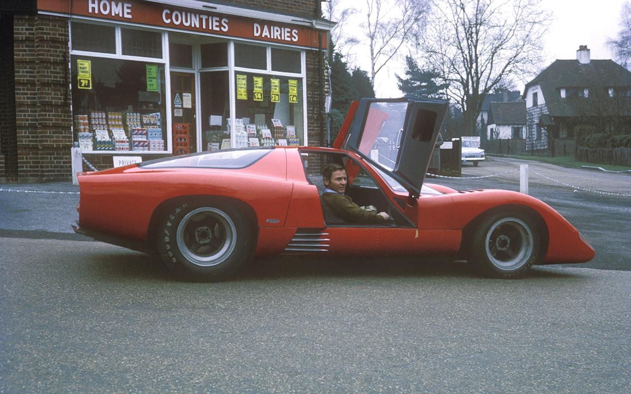 '69 McLaren M6 GT... Un proto pour la route ! 68