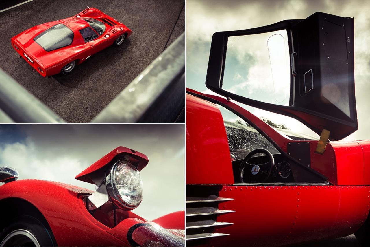 '69 McLaren M6 GT... Un proto pour la route ! 62