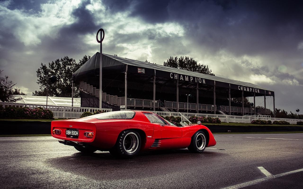 '69 McLaren M6 GT... Un proto pour la route ! 64