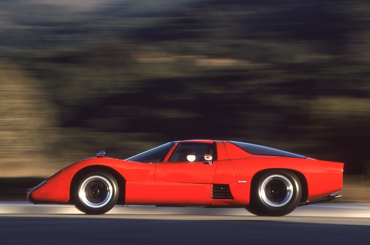 '69 McLaren M6 GT... Un proto pour la route ! 48