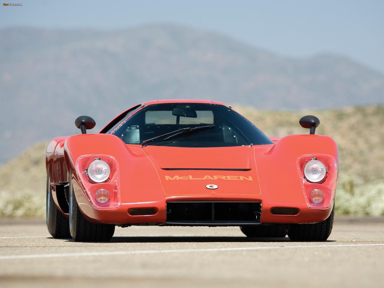 '69 McLaren M6 GT... Un proto pour la route ! 46