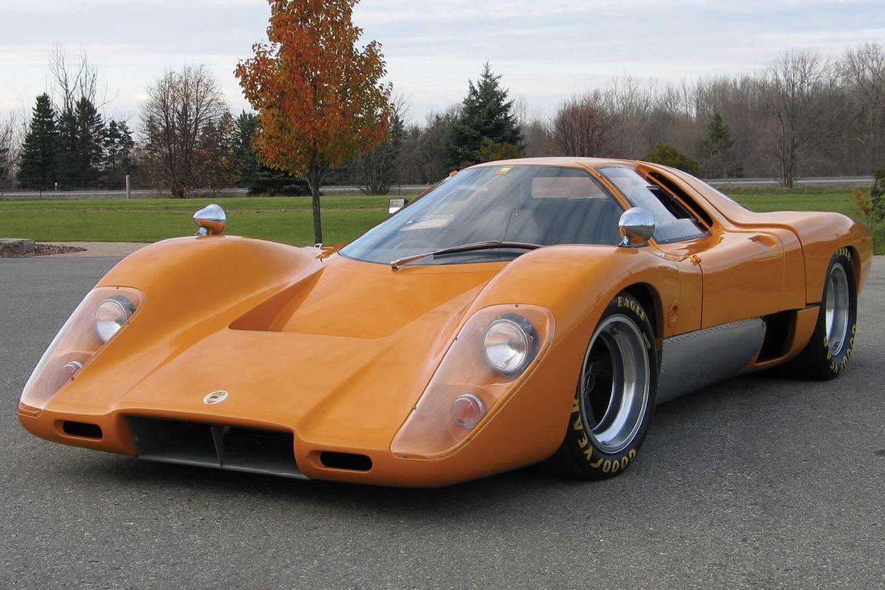 '69 McLaren M6 GT... Un proto pour la route ! 55