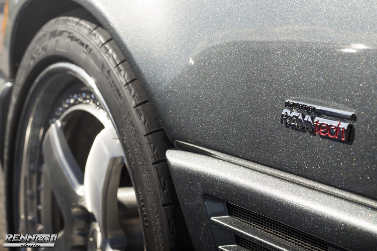 RENNtech Mercedes 500 SL - La vérité, ça c'est du sleeper ! 30