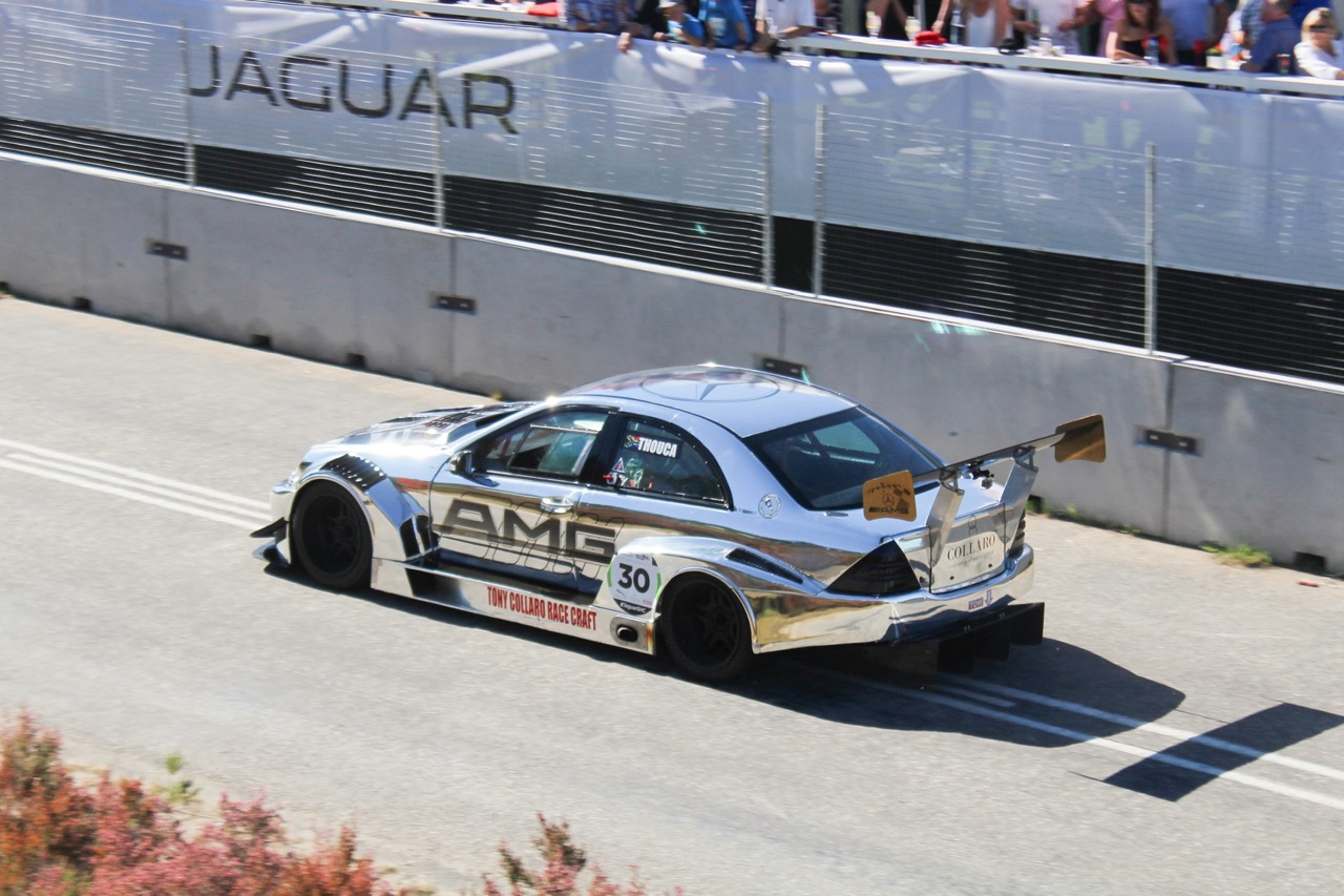 Hillclimb Monster : Mercedes C 55 AMG DTM Turbo - Springbox ! 1