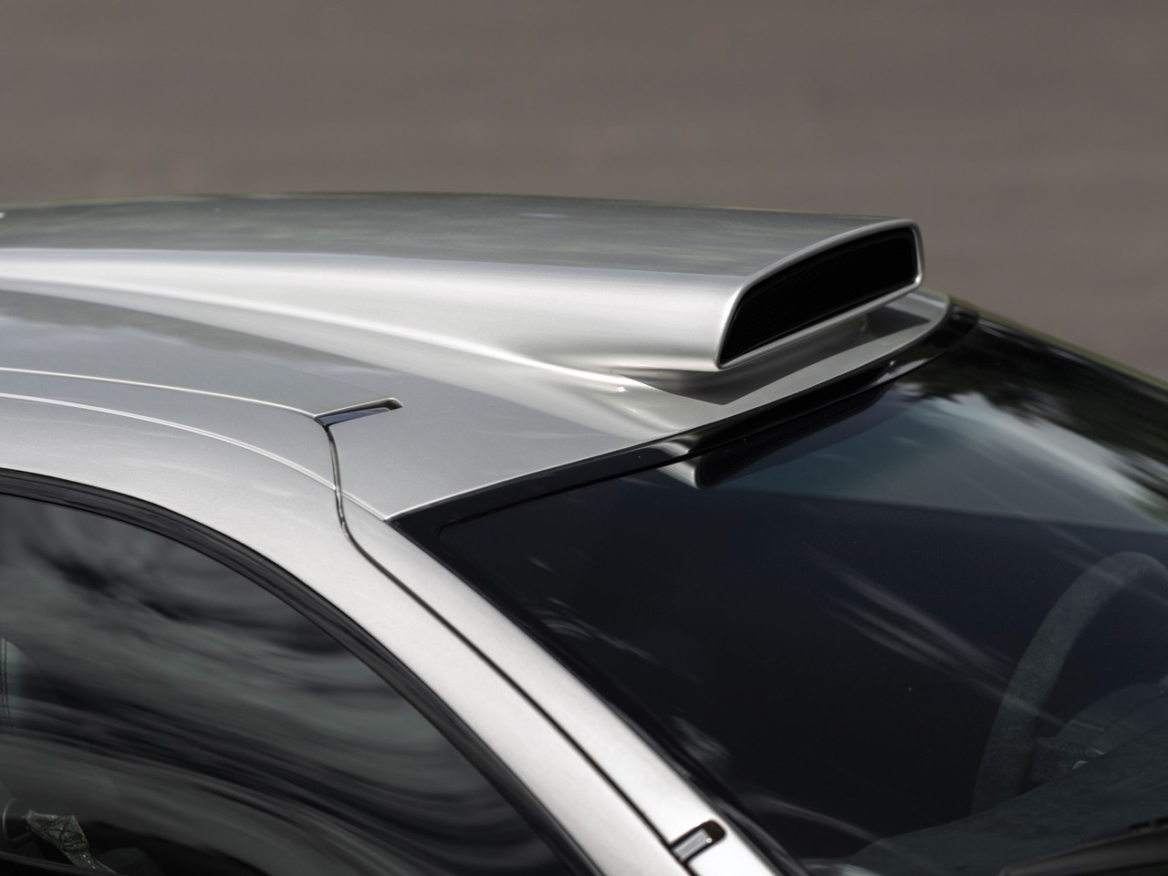 Mercedes CLK GTR... Street Legal Ultime ! 99