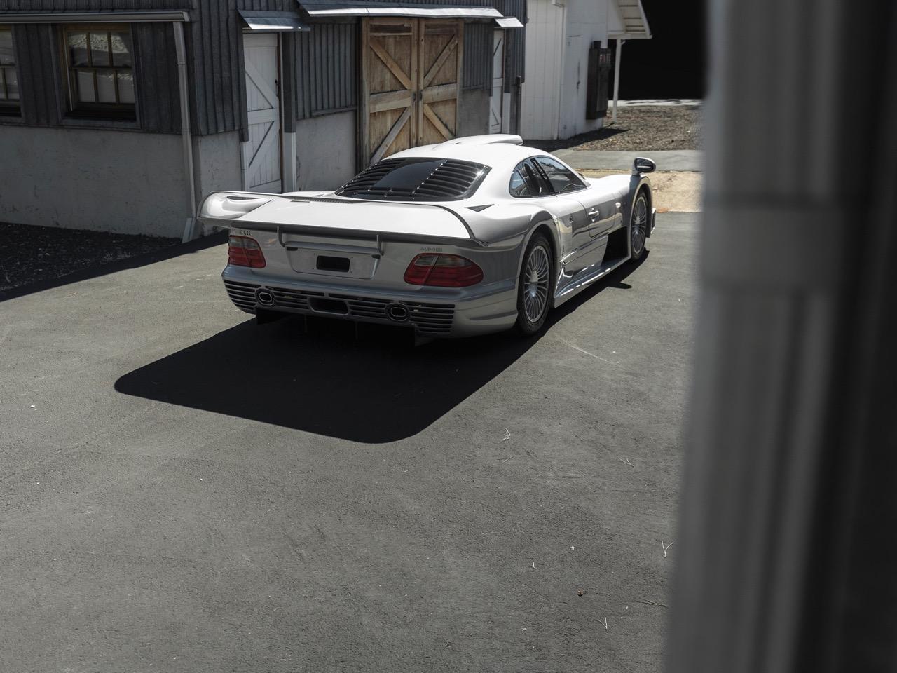 Mercedes CLK GTR... Street Legal Ultime ! 96