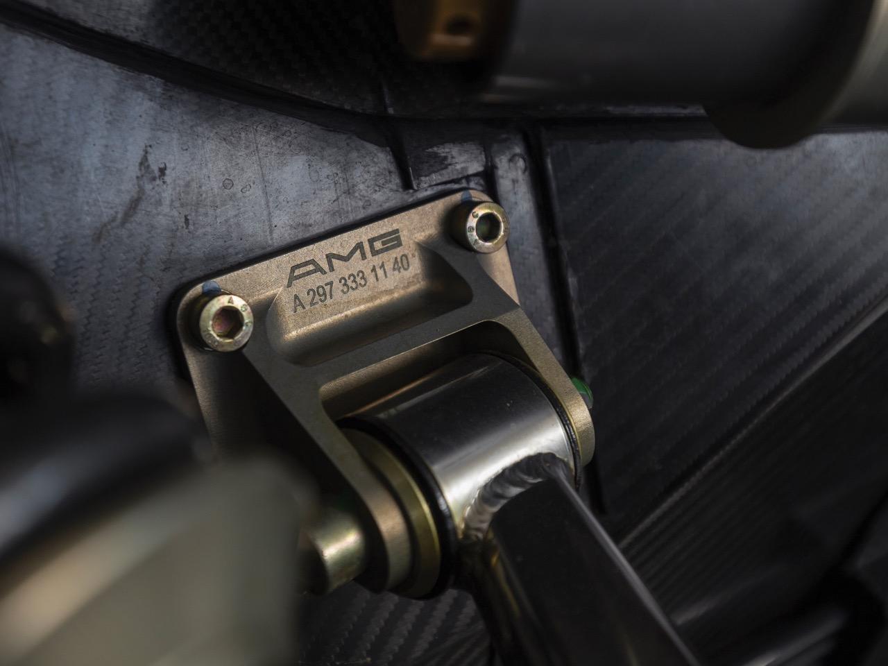 Mercedes CLK GTR... Street Legal Ultime ! 94