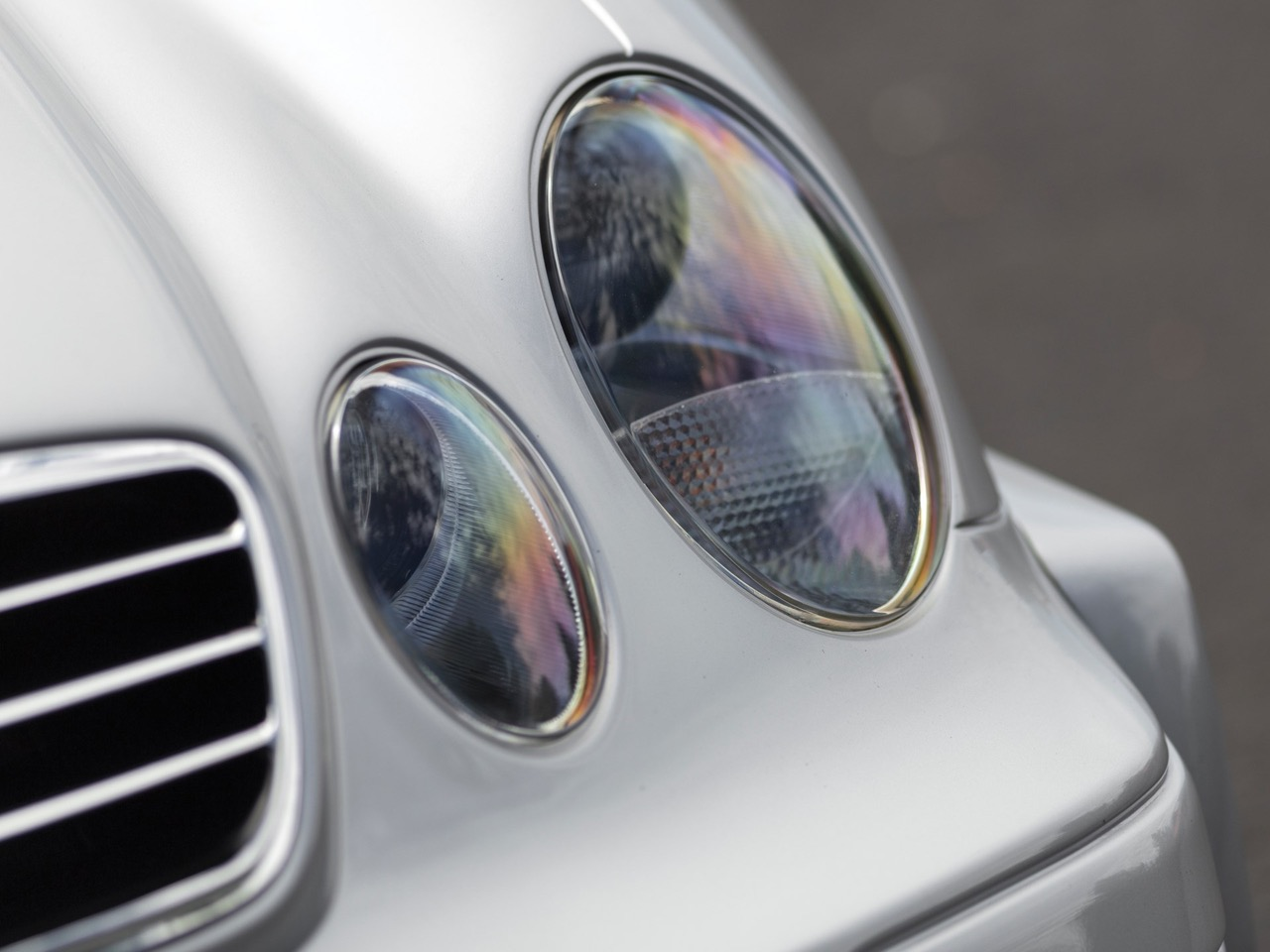 Mercedes CLK GTR... Street Legal Ultime ! 79