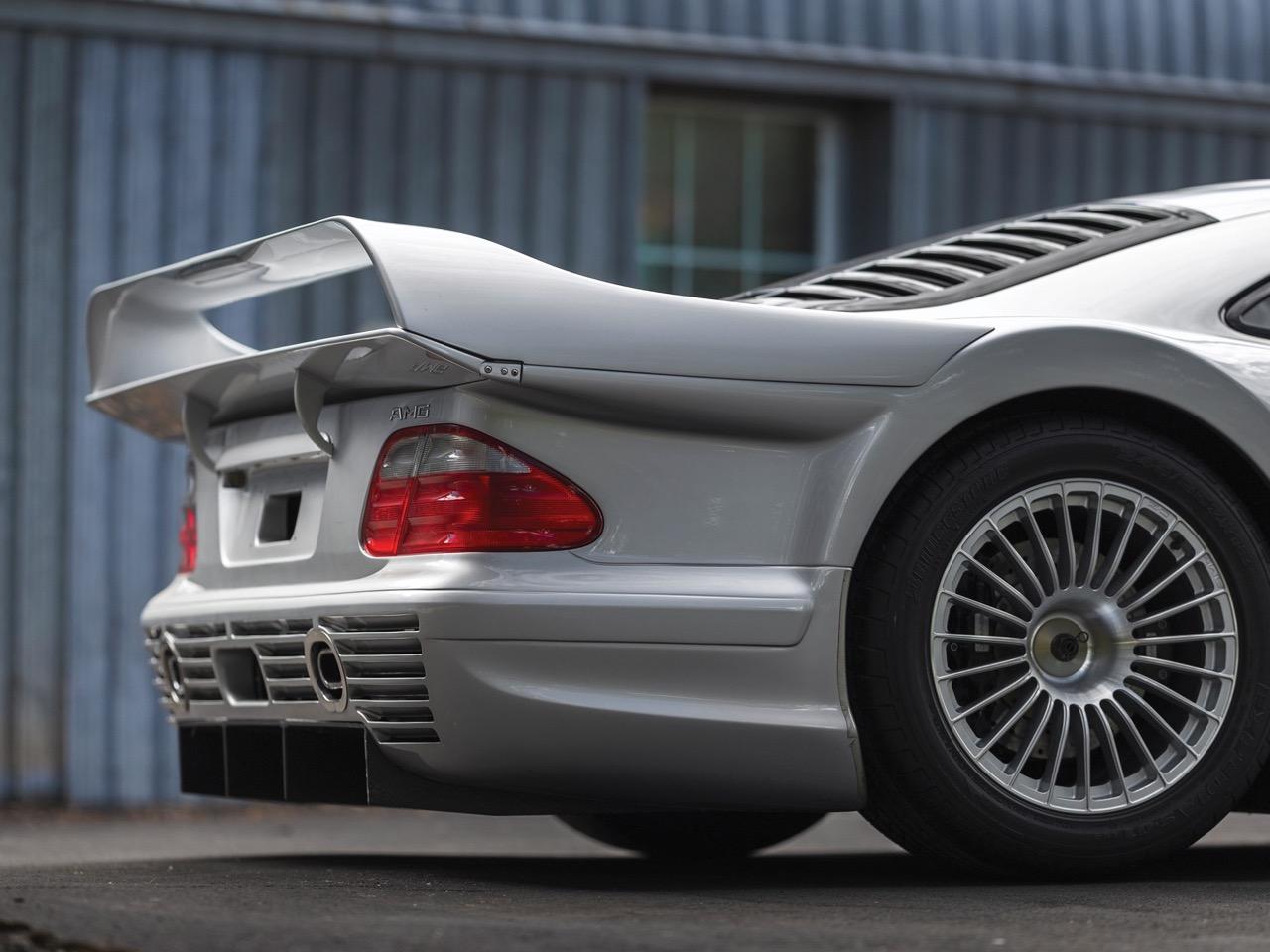 Mercedes CLK GTR... Street Legal Ultime ! 73