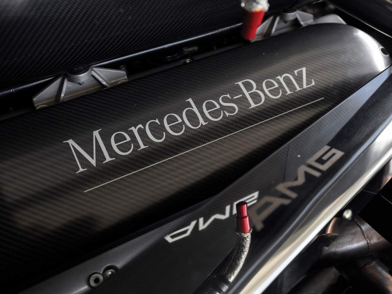 Mercedes CLK GTR... Street Legal Ultime ! 82