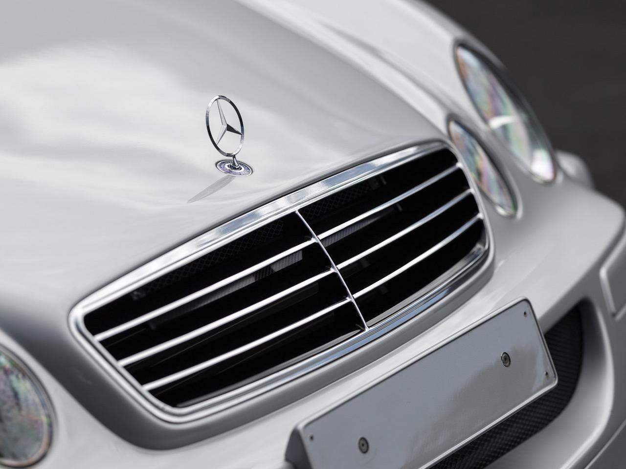 Mercedes CLK GTR... Street Legal Ultime ! 81