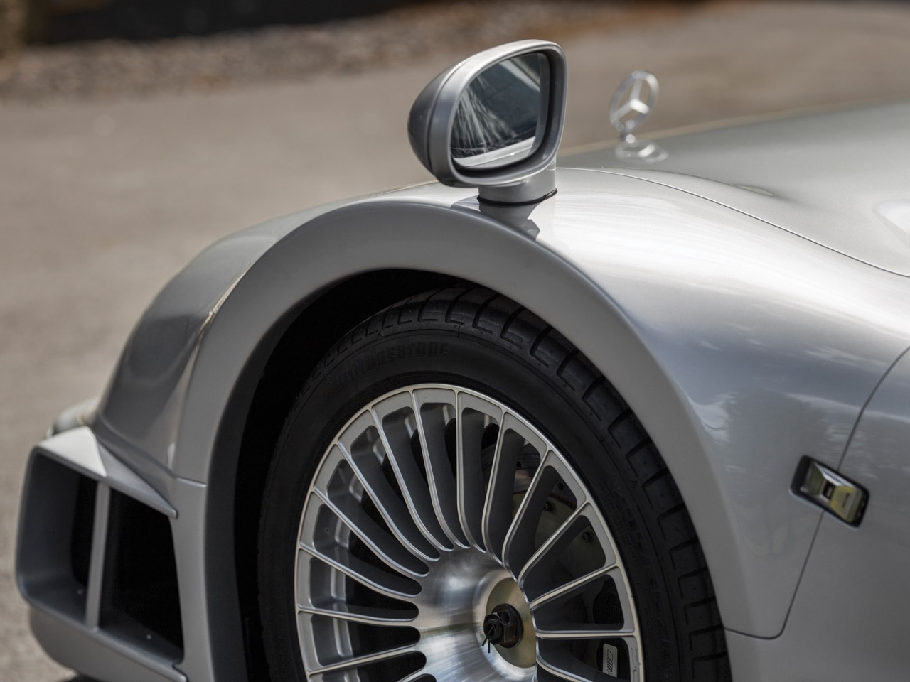 Mercedes CLK GTR... Street Legal Ultime ! 69
