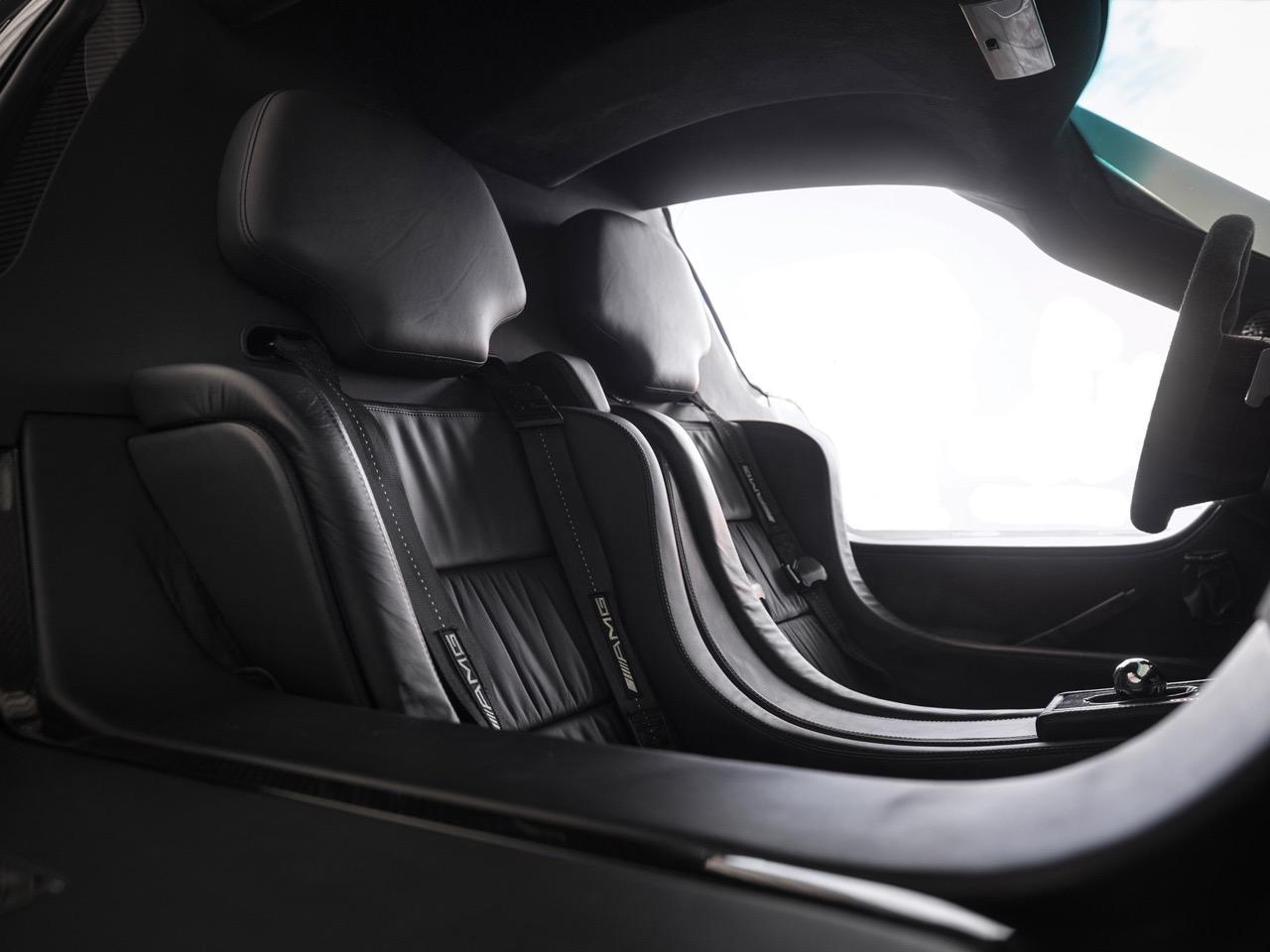 Mercedes CLK GTR... Street Legal Ultime ! 76