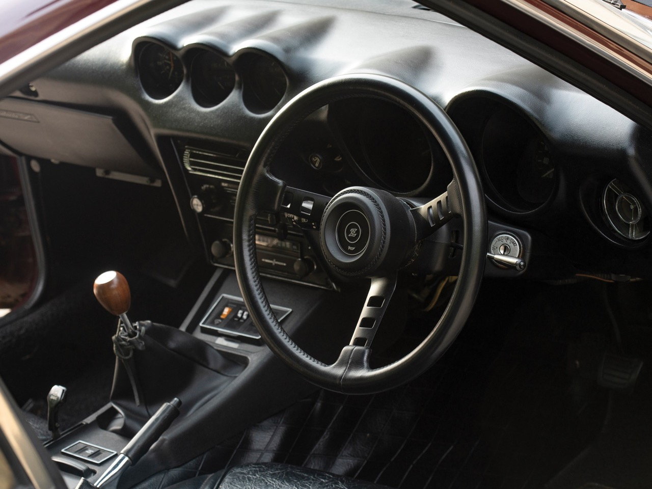 '72 Nissan Fairlady 240ZG : Un G qui change tout... 44